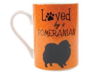 Pet Mug Pomeranian